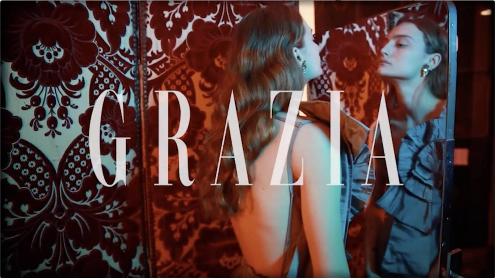 Director and D.O.P for Grazia Magazine by Tina Luther represented by stoever artists