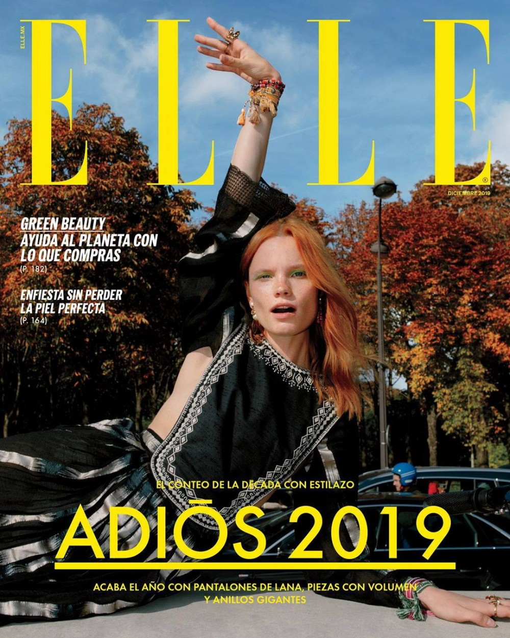 Out now... Coverstory for ELLE  by KAPTURING represented by stoever artists