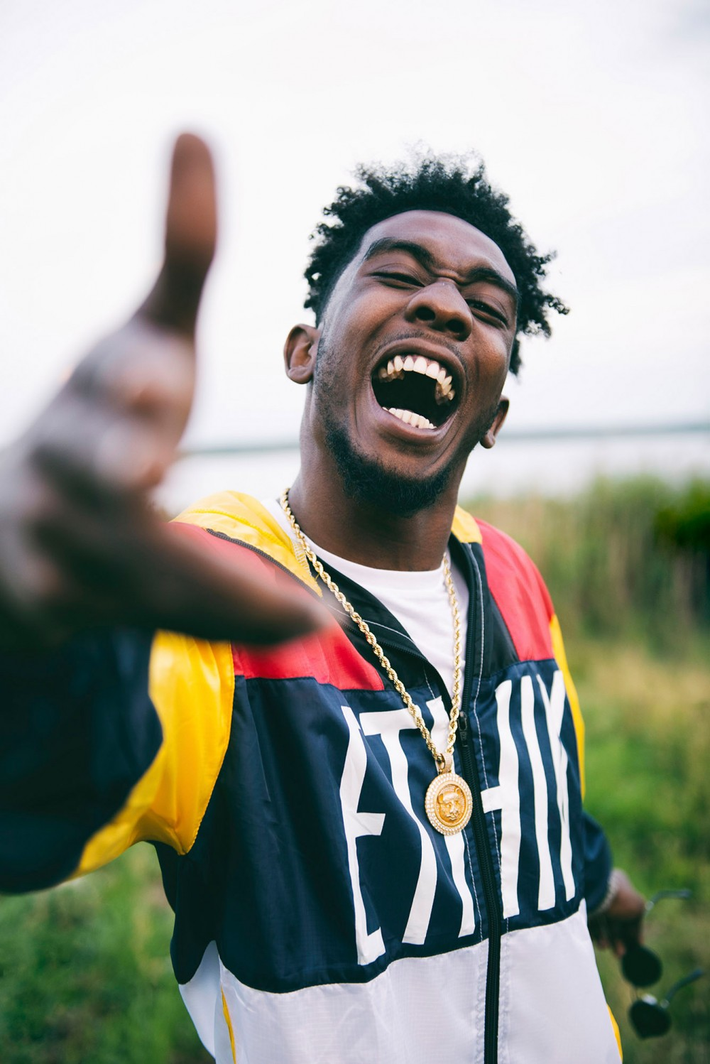 Desiigner by Emil Levy represented by stoever artists