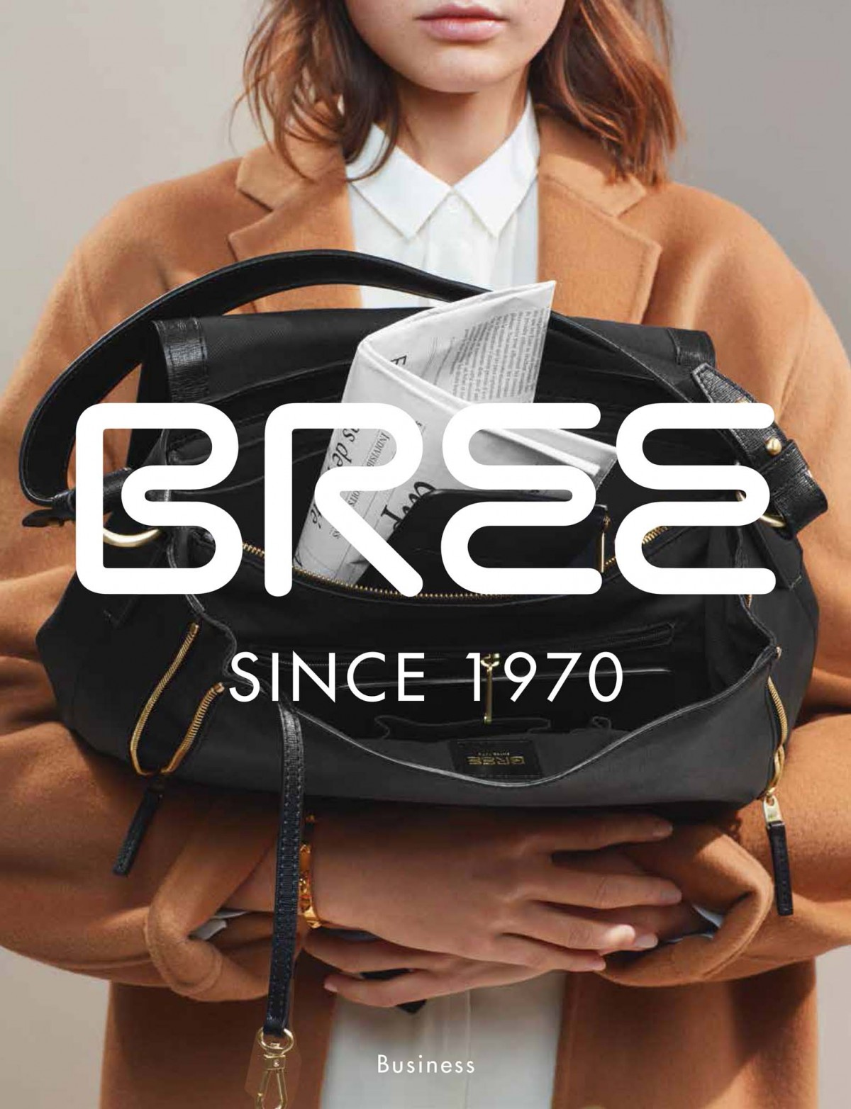 BREE Campaign by Tina Luther represented by stoever artists
