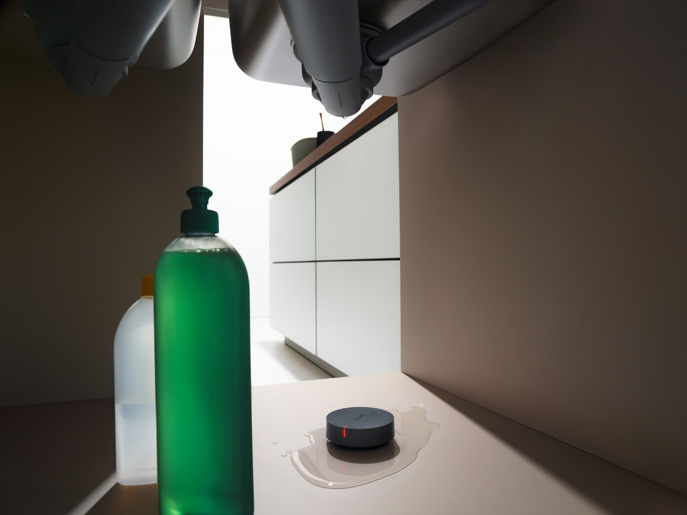Hansgrohe Smart Home by Johann Cohrs represented by stoever artists