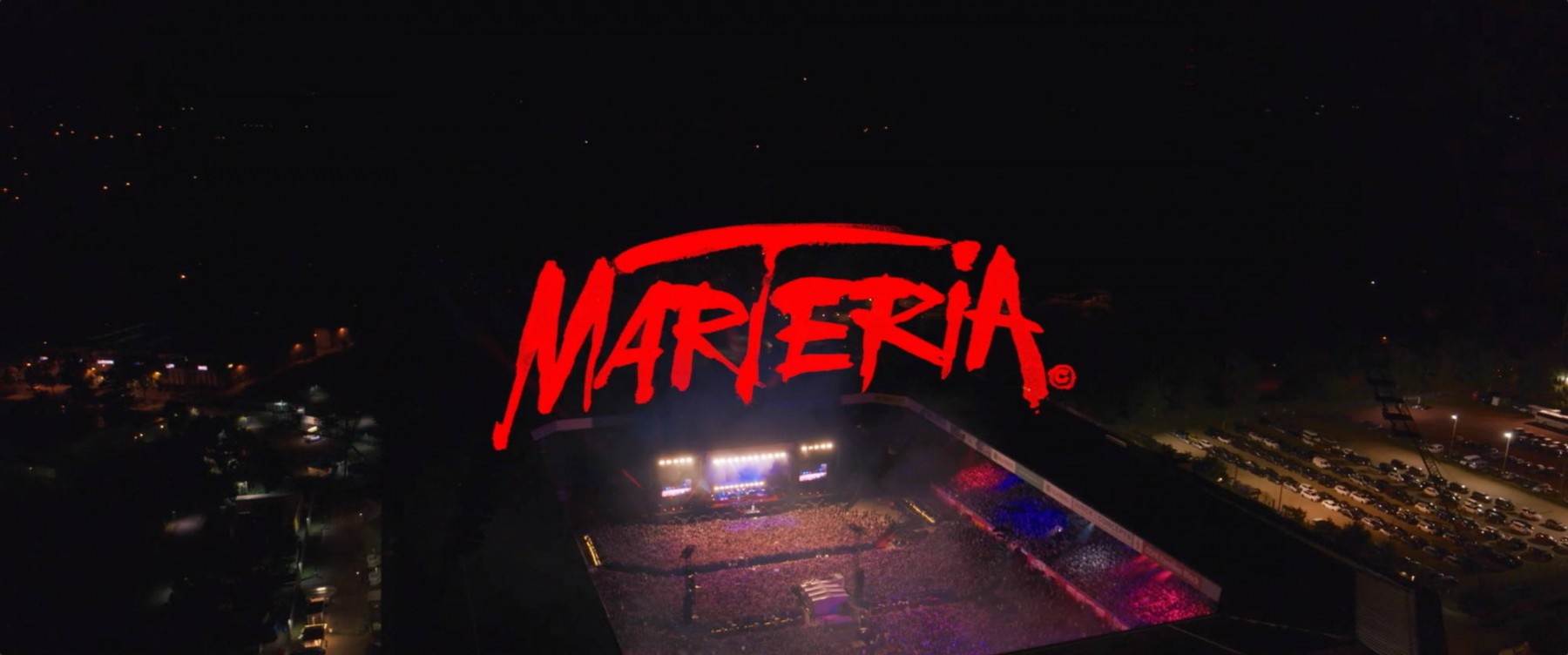 Concept of Photography, Editor for MARTERIA - LIVE IM OSTSEESTADION by KRISTIAN SICKINGER represented by stoever artists