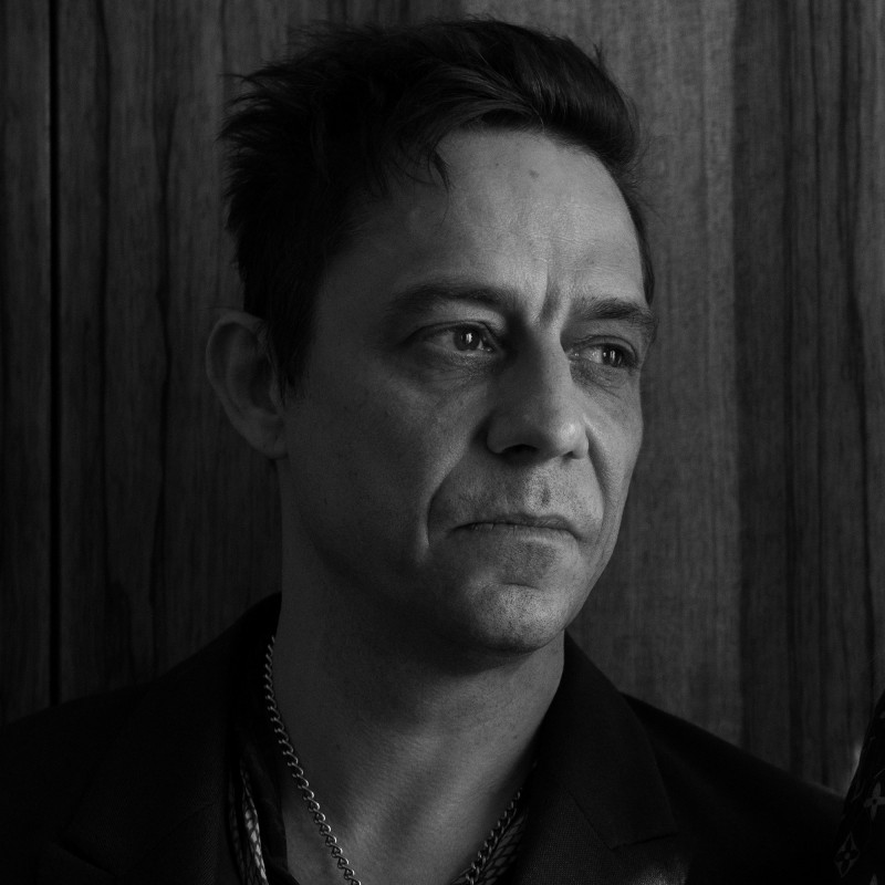 Jamie Hince | The Kills by Wendelin Spiess represented by stoever artists