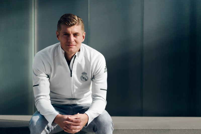 Toni Kroos by Christian Brecheis represented by stoever artists