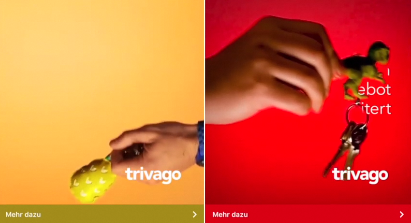 Director and D.O.P. for Trivago by Maximilian Fischer represented by stoever artists