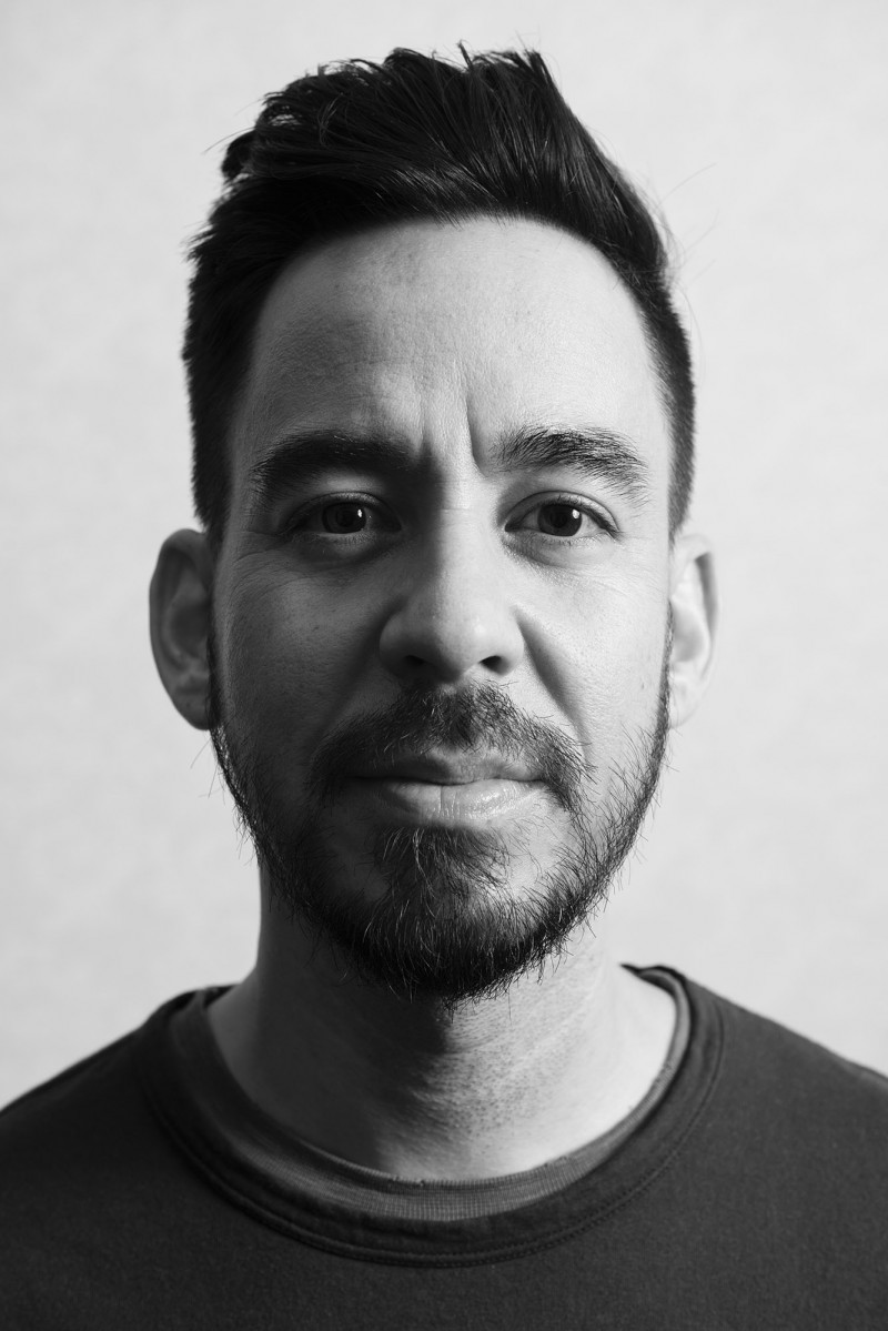 Mike Shinoda by Emil Levy represented by stoever artists